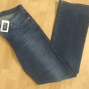 Lucky brand size 6 dungarees